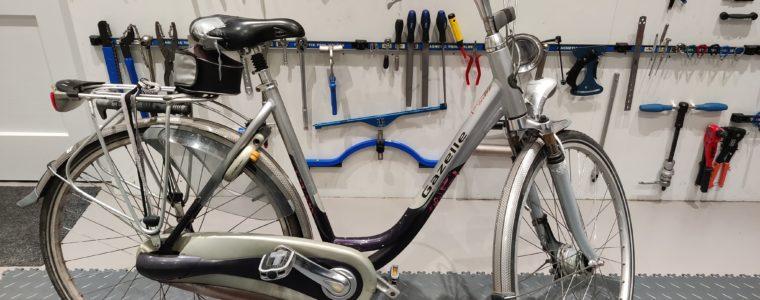 Tweedehands fiets voor goede doel